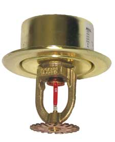Fire Busters Vancouver, Burnaby, Delta , Reliable glass bulb sprinkler, call us today