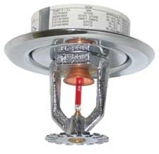 Fire Busters Vancouver, Burnaby, Delta Tyco glass bulb sprinkler, call us today