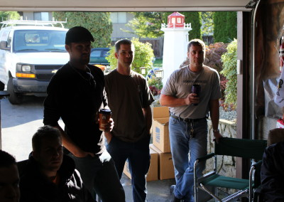 Fire Busters Vancouver, Burnaby Delta, service men , call us today