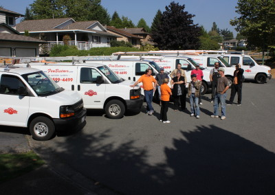 Fire Busters Vancouver, Burnaby, Delta,service cars, call us today