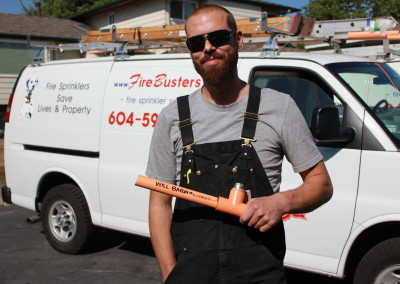 Fire Busters Vancouver, Burnbay, Delta,portrait, call us today