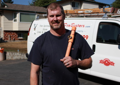Fire Busters Vancouver, Burnaby, Delta,portrait, call us today